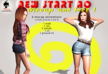 New Start AO For Girls by Su Voir - Teleport Hub - teleporthub.com