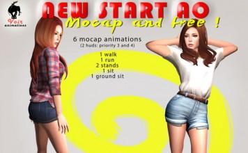 New Start AO For Girls by Su Voir - Teleport Hub - teleporthub.com