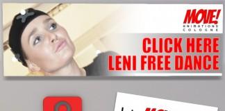 Leni 16 Dance 1L Promo Gift by MOVE! Animations Cologne - Teleport Hub - teleporthub.com