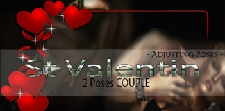 St Valentine 2 Couple Poses Gift by DS'ELLES - Teleport Hub - teleporthub.com