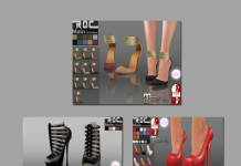 Heels Group Gift by ROC - Teleport Hub - teleporthub.com