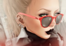 Lovely Glasses 3 Colors 1L Promo by Leticia's Store - Teleport Hub - teleporthub.com