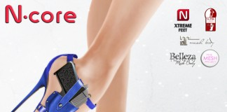 Nika Electric High Heels Group Gift by N-CORE - Teleport Hub - teleporthub.com