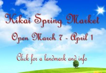 Kikai Spring Market Hunt - Teleport Hub - teleporthub.com