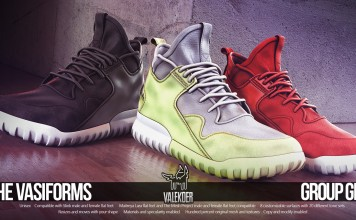 The Vasiforms Unisex Shoes Group Gift by VALE KOER - Teleport Hub - teleporthub.com