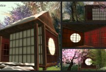 Tsuchi Tea House Spring Time Promo by Celestics - Teleport Hub - teleporthub.com
