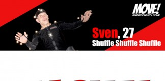 New Release: Sven Unisex Dance Pack by MOVE! Animations Cologne - Teleport Hub - teleporthub.com
