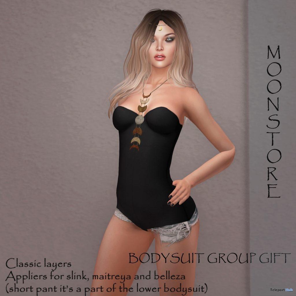 Bodysuit May 2016 Group Gift by Moonstore - Teleport Hub - teleporthub.com