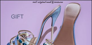 Taylor Blue Heels Group Gift by ChicChica - Teleport Hub - teleporthub.com