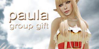 Paula Outfit Group Gift by !gO! - Teleport Hub - teleporthub.com