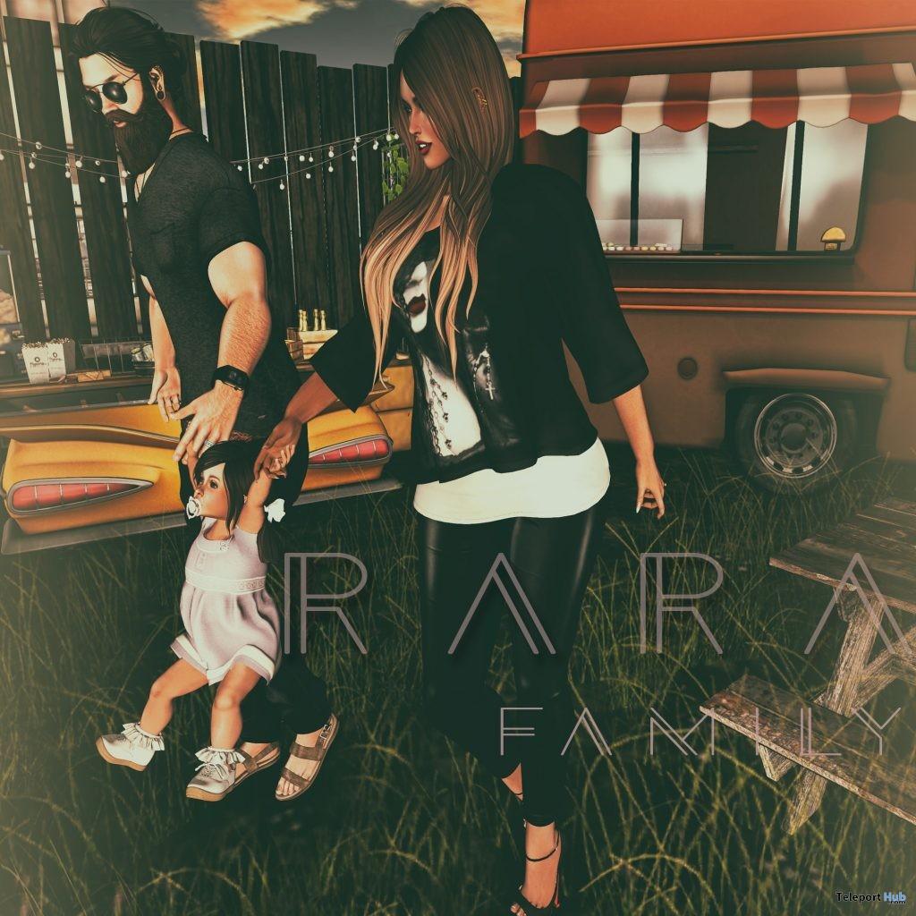 Family Pose 75L Promo by RARA - Teleport Hub - teleporthub.com