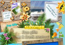 Get to know us summer Hunt: Summer in Greece - Teleport Hub - teleporthub.com
