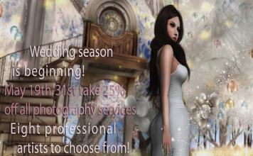 25% Off All Services Promo by Oh Snap Photography - Teleport Hub - teleporthub.com