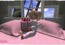 Happy Mother's Day! Child Pose 1L Promo Sweet Dreams Fair Gift by Celestics - Teleport Hub - teleporthub.com