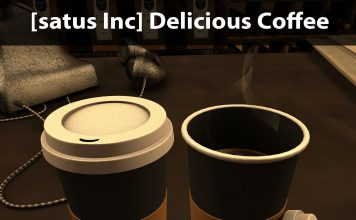 New Release: Delicious Coffee by [satus Inc] - Teleport Hub - teleporthub.com