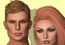 Male and Female Catwa Head Appliers Group Gift by JOLI - Teleport Hub - teleporthub.com