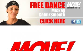 Mickey 18 Dance 1L Promo Gift by MOVE! Animations Cologne - Teleport Hub - teleporthub.com