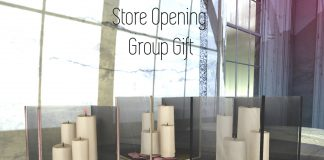 Candle Boxes Store Opening Group Gift by [Merak] - Teleport Hub - teleporthub.com