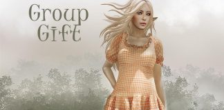 Heidi Dress Group Gift by !gO! - Teleport Hub - teleporthub.com