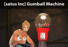New Release: Gumball Machine by [satus Inc] - Teleport Hub - teleporthub.com