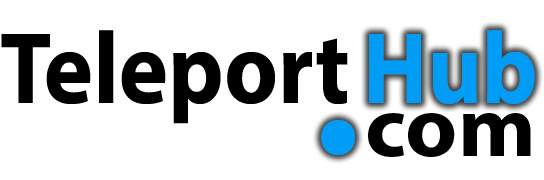 Teleport Hub Logo