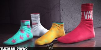 Thermal Socks Group Gift by VALE KOER - Teleport Hub - teleporthub.com