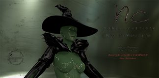 The Wicked Witch Hat & Wizard Top Hat Gift by Noble Creations - Teleport Hub - teleporthub.com