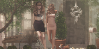 August Day Pose August 2016 Group Gift by [evoLove] - Teleport Hub - teleporthub.com