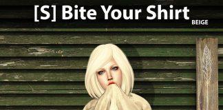 New Release: [S] Bite Your Shirt by [satus Inc] - Teleport Hub - teleporthub.com