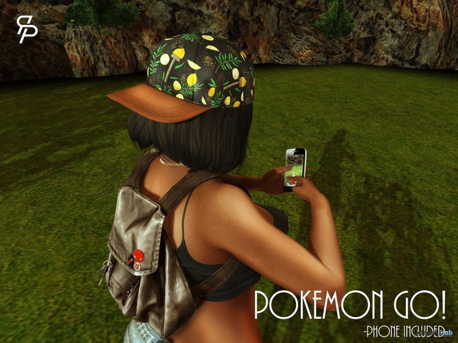 Pokemon Go Single Unisex Pose Group Gift by Reel Poses - Teleport Hub - teleporthub.com
