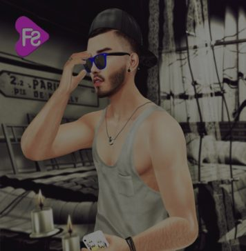 Marcello Single Male Pose 1L Ross Event Promo Gift by Frimon Store - Teleport Hub - teleporthub.com