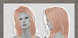 Vanessa Hair September 2016 Group Gift by KoKoLoReS - Teleport Hub - teleporthub.com