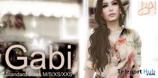 Gabi Dress Group Gift by !gO! - Teleport Hub - teleporthub.com