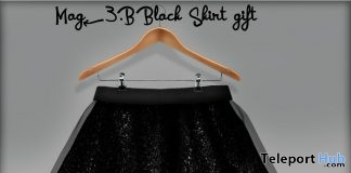 Black Skirt 5L Promo by Mag