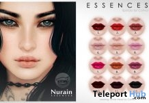 Catwa Lipsticks Nurain Applier Gift by Essences - Teleport Hub - teleporthub.com
