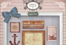 Nautical Wall Cluster Group Gift by irrie's Dollhouse - Teleport Hub - teleporthub.com