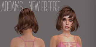 Rebecca Body Suit 13 Colors Fat Pack Group Gift by Addams - Teleport Hub - teleporthub.com