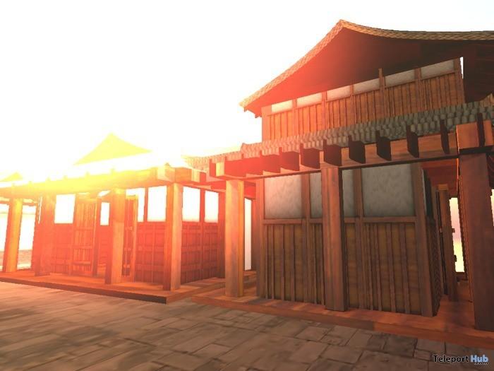 Machiya Asian Building Gift by Van Luck! - Teleport Hub - teleporthub.com