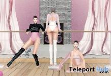 New Release: Fame Sweaters, Legwarmers, & Leggings by Dead Dollz @ The Crossroads October 2016 - Teleport Hub - teleporthub.com