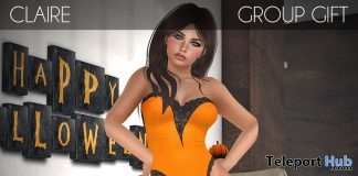 Claire Bodysuit Group Gift by Blacklace - Teleport Hub - teleporthub.com