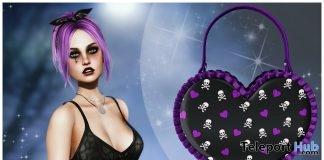 Heart Bag Halloween Edition Group Gift by Luas - Teleport Hub - teleporthub.com