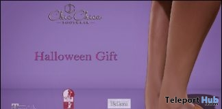 Dolores Heels Halloween Gift by ChicChica - Teleport Hub - teleporthub.com