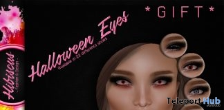 Special Halloween Eyes 100L Promo by Hibiscus - Teleport Hub - teleporthub.com