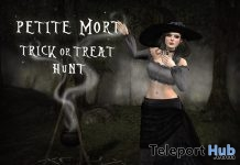 Petite Mort Trick or Treat Hunt - Teleport Hub - teleporthub.com
