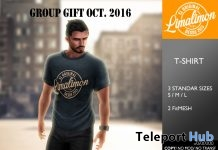 T-Shirt For Men Group Gift by LimaLimon - Teleport Hub - teleporthub.com