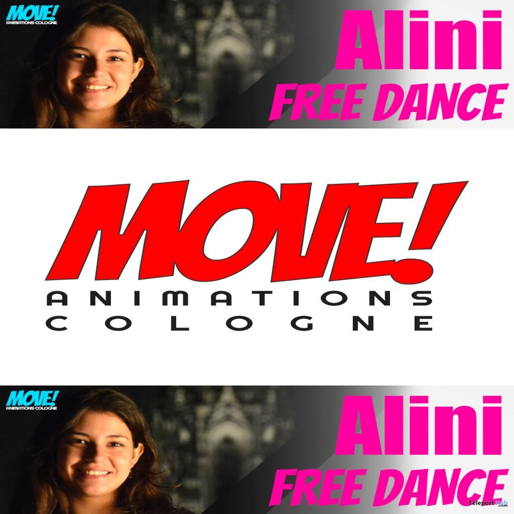 Alini 16 Dance Gift by MOVE! Animations Cologne - Teleport Hub - teleporthub.com