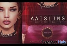 Aaisling Sunkissed Skin with Mesh Body & Head Appliers October 2016 Group Gift by Alterego - Teleport Hub - teleporthub.com