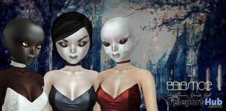 Bea Doll Head Group Gift by Baiastice - Teleport Hub - teleporthub.com