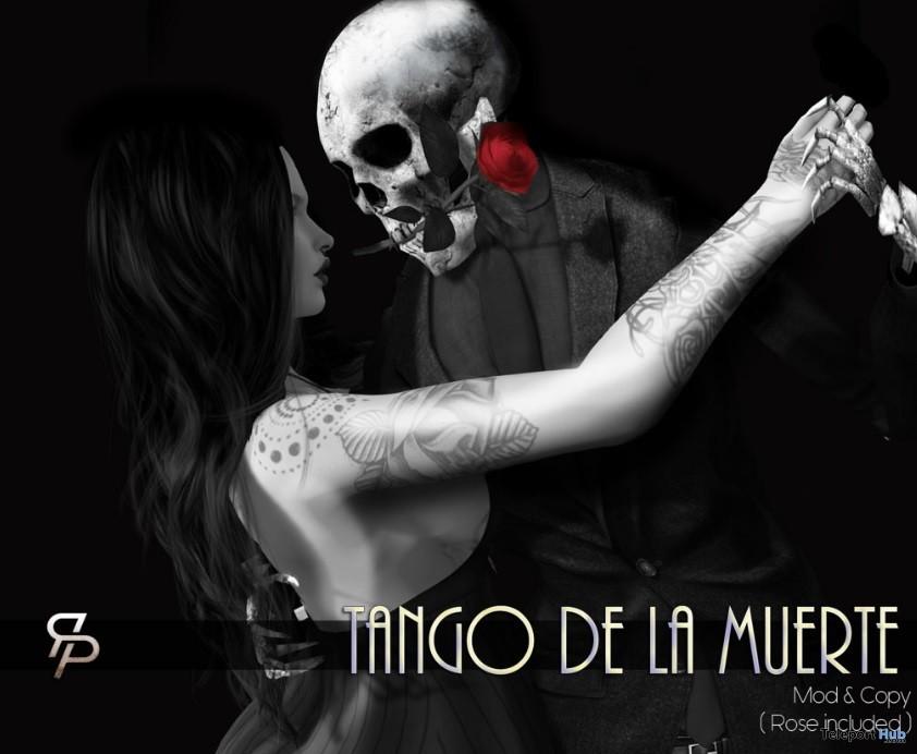 Tango De La Muerte Pose Group Gift by Reel Poses - Teleport Hub - teleporthub.com