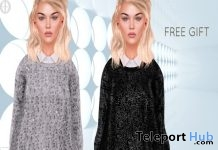 Rina Sweater Group Gift by Hilly Haalan - Teleport Hub - teleporthub.com